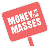 money to the masses logo